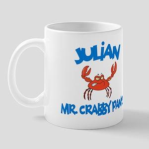 Julian - Mr. Crabby Pants Mug