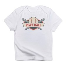 Play Ball Baseball Infant T-Shirt