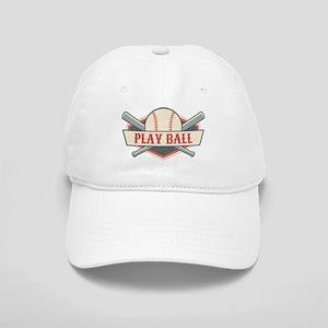 Play Ball Baseball Cap