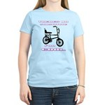 Chopper Bicycle Women's Light T-Shirt