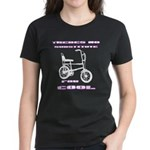 Chopper Bicycle Women's Dark T-Shirt