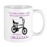 Chopper Bicycle Mug Mugs