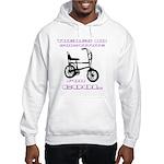 Chopper Bicycle Hooded Sweatshirt