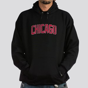 Vintage Chicago Illinois Hoodie (dark)