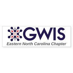 Eastern North Carolina Bumper Bumper Sticker