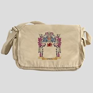 Emes Coat of Arms (Family Crest) Messenger Bag