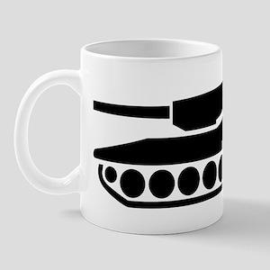 Tank Crossing Mug