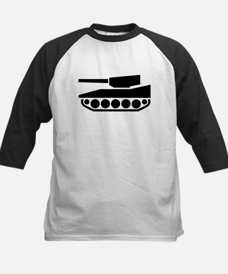Tank Crossing Kids Baseball Jersey