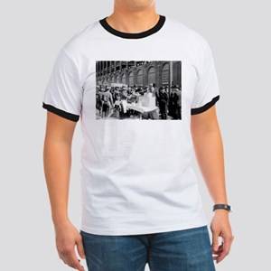 Ebbets Field, Brooklyn Dodgers - Vintage Photo T-S