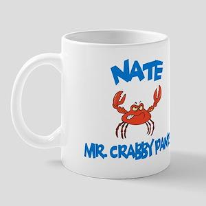 Nate - Mr. Crabby Pants Mug