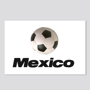 Soccer Football Mexico Postcards (Package of 8)