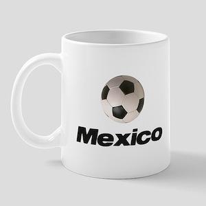 Soccer Football Mexico Mug
