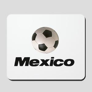 Soccer Football Mexico Mousepad