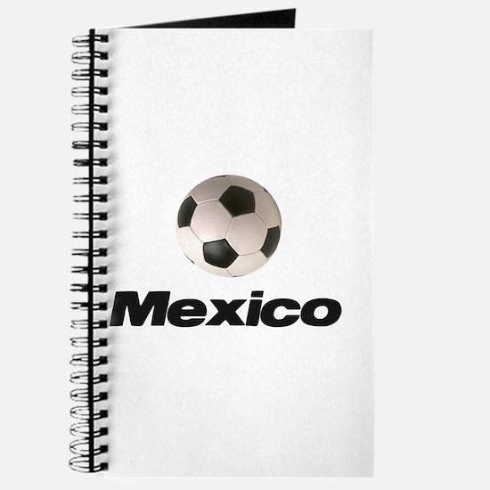 Soccer Football Mexico Journal