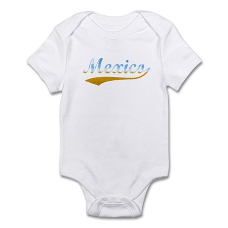Beach Mexico Infant Bodysuit