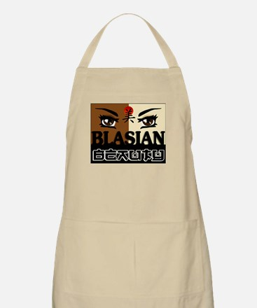 Blasian Beauty (BBQ Apron)