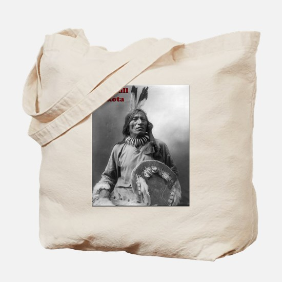 Fool Bull - Lakota Tote Bag
