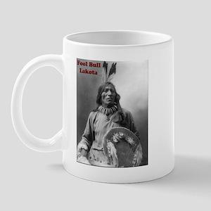 Fool Bull - Lakota Mug