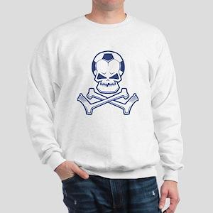 Soccer Pirate Sweatshirt