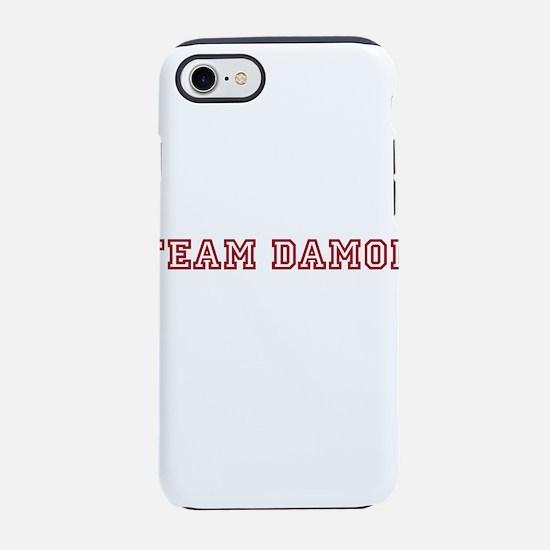 Team Damon iPhone 8/7 Tough Case