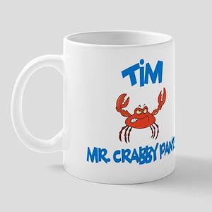 Tim - Mr. Crabby Pants Mug