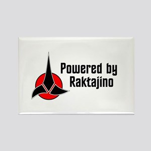 Powered by Raktajino, Klingon Coffee Magnets