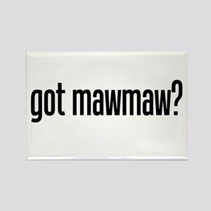 got mawmaw? Rectangle Magnet