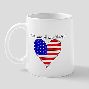 Welcome Home Baby! Mug