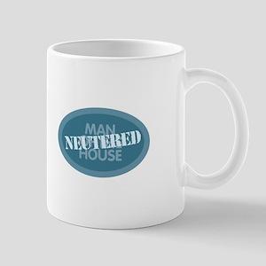Man of the House - Neutered Mugs