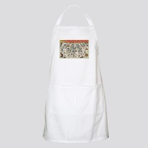 Greetings From Finger Lakes, New York View Apron