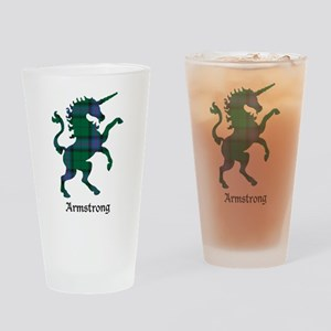 Unicorn - Armstrong Drinking Glass