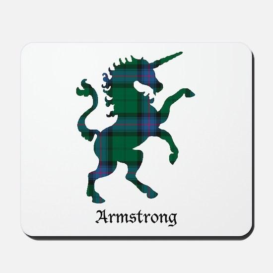 Unicorn - Armstrong Mousepad