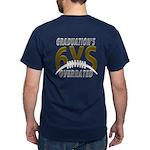 Graduation's Overrated - Gridiron Dark T-Shirt