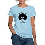 Greatest Fro On Earth Women's Light T-Shirt