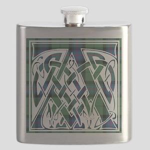 Monogram - Armstrong Flask