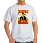 Support The War Against Terro Light T-Shirt