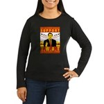 Support The War Against Terro Women's Long Sleeve