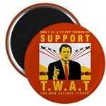 Support The War Against Terro Magnet