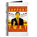 Support The War Against Terro Journal