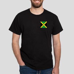 Team Track Jamaica Dark T-Shirt