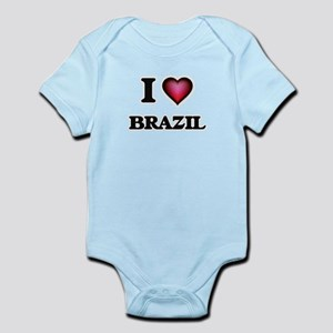 I love Brazil Body Suit