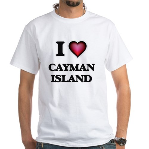 I love Cayman Island T-Shirt