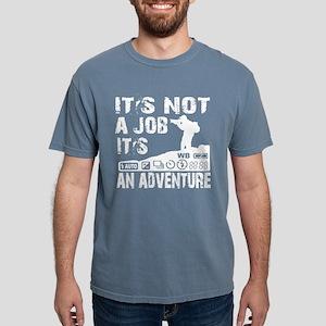 it's not ajob it's an adventu Women's Dark T-Shirt