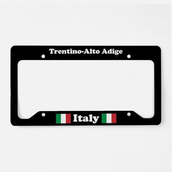 Trentino-Alto Adige IT - LPF License Plate Holder