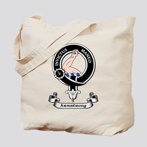 Badge - Armstrong Tote Bag