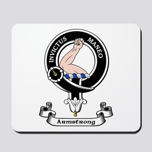 Badge - Armstrong Mousepad