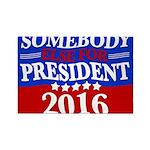 Somebody Else For President 2016 Magnets
