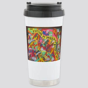 The Victims of Donald J Stainless Steel Travel Mug