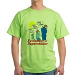Evolution of Superstition Green T-Shirt