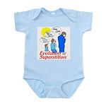 Evolution of Superstition Infant Bodysuit
